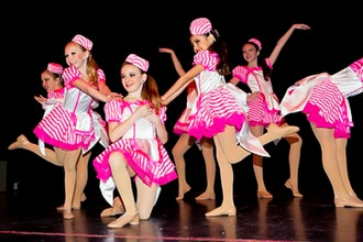 Intro to Ballet/Jazz (Ages 3-5)
