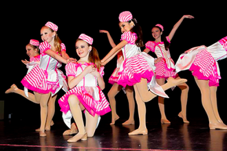Intro to Ballet/Jazz (Ages 4-6)