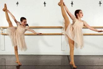 Ballet III (8+ years)