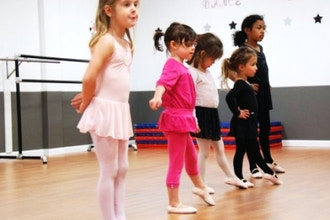 Intro to Ballet/Tap (Ages 3-4)