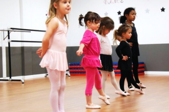 Intro to Ballet/Tap