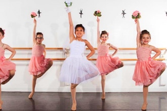 Lyrical I (Ages 5-9 yrs)