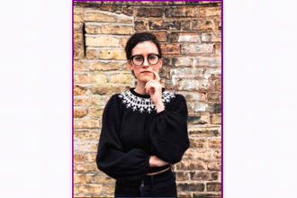 The Knitorious RBG (Interm)