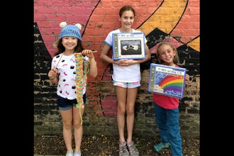 Fiber Art Week Camp: Macramé & Jewelry / String Art
