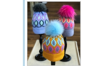 Colorwork Hat Class (Interm)