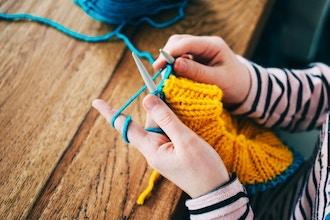 Parent & Child Knitting - (Beg)