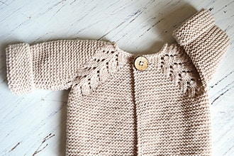 Baby/Child Sweater Class