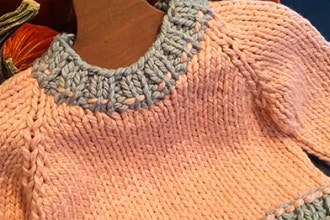 Design a Sweater to Fit your Style