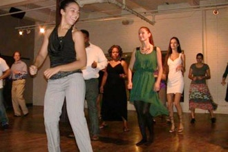Lindy Hop Basic