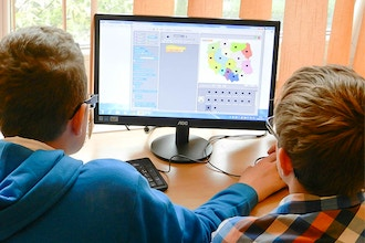 Game Arts: Design and Programming (Ages 9-14)