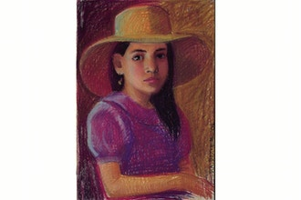 Children's Portraits Pastels