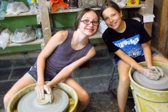 Spring Break Camp: Ceramics Central (Ages 9-13)