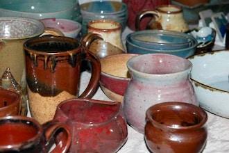 Winter Break: Ceramics Central (Ages 9-13)