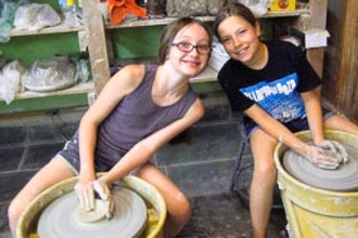 Sculpture Camp (Ages 9-11)