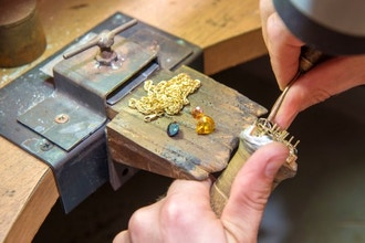 Studio Jewelry Making and Enamels