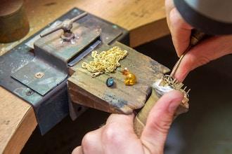 Stamped Pendant Workshop