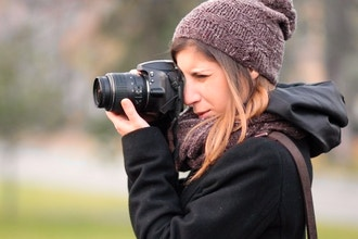 Digital Photography Level 2 (Ages 16+)