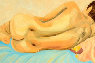 Drawing and Painting The Nude: The Long Pose