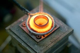 Metalsmithing and Enameling II