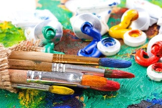 Drawing & Painting Explorations Camp (Ages 9-11)