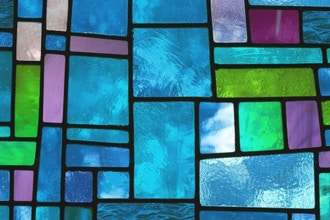 The Chicago Mosaic School at EAC: Glass-on-Glass Mosaic