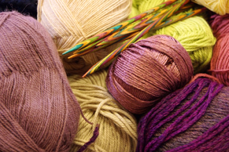 Knitting with Two Colors: Fair Isle and Intarsia