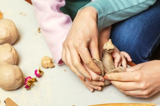 Exploring the Masters in Clay (Ages 8-10)