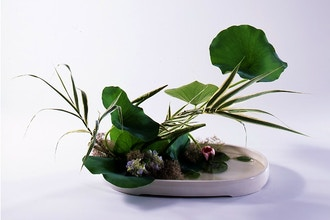 Introduction to Ikebana Flower Arranging