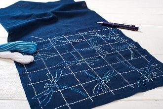 Sashiko and Non-Traditional Stitching