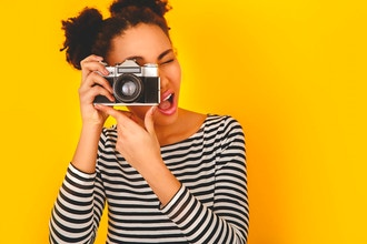 Digital Photography Camp (Ages 12-14)