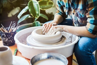 Adaptive Ceramics (Ages 16+) - Online