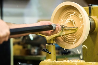 Intro to Woodturning for Adults