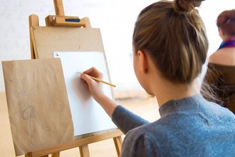 High School Drawing & Painting Intensive II (Age 15-18)