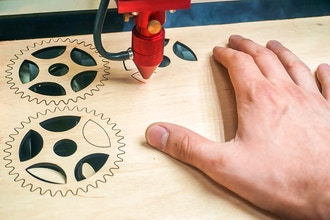 Laser Cutting for Woodworking