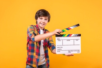 Filmmaking Camp (Ages 9-11)
