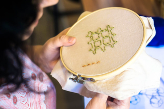 Extreme Embroidery Workshop