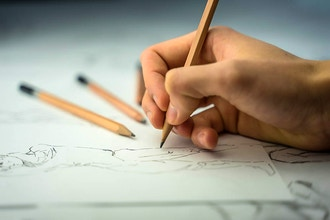 Beginning Drawing with Duffy O'Connor (Ages 16+)