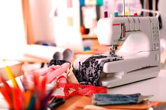 Fashion: Design and Construction Camp (Ages 12-14)