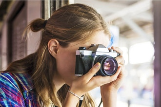Digital Photography II Camp (Ages 12-14)