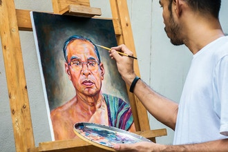 The Art of Portrait: From Drawing to Painting