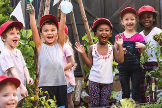 Inspiring Mother Earth Camp (Ages 4-5)