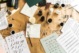 Joy Of Calligraphy (Ages 16+)