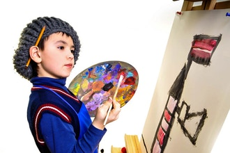 Painting Like the Masters (Ages 6-12)
