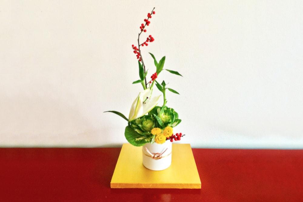 Japanese Flower Arrangement Ohara Ikebana By Hanadojo Floral Design Classes New York Coursehorse Resobox