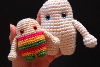 Virtual Amigurumi: Make Your Own Amigurumi Monster!