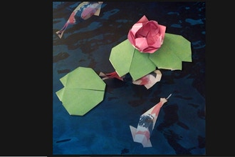 Virtual Origami Workshop: Inspirational Origami