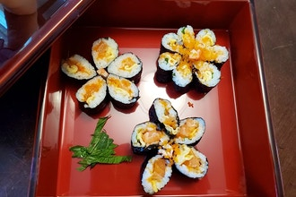 Virtual Summer Sushi Making for Kids