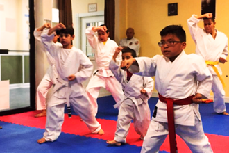 Traditional Japanese Karate( Kids)