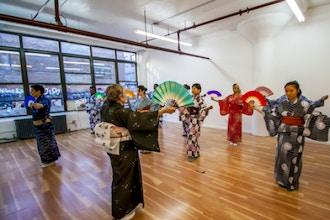 Japanese Classical Dance (Nihon Buyo)