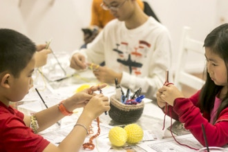 Crocheting and Amigurumi Making Class for Kids